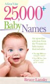 25,000+ Baby Names (eBook, ePUB)