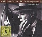 Karl Valentin - Gesamtausgabe Ton 1928-1947, 8 Audio-CDs + 1 DVD