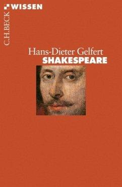 Shakespeare - Gelfert, Hans-Dieter