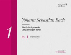 Sämtliche Orgelwerke - Bach, Johann Sebastian