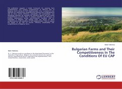 Bulgarian Farms and Their Competitiveness In The Conditions Of EU CAP
