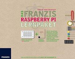 Das Franzis Raspberry Pi Lernpaket, Steckboard ...