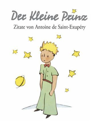 der kleine prinz von antoine de saint exup ry buch b. Black Bedroom Furniture Sets. Home Design Ideas