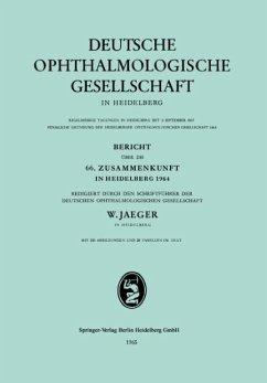 Bericht über die 66. Zusammenkunft in Heidelberg 1964