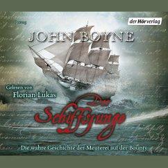 Der Schiffsjunge (MP3-Download) - Boyne, John