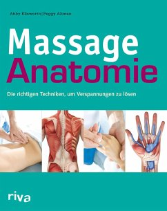 Massage-Anatomie (eBook, PDF) - Ellsworth, Abby; Altman, Peggy