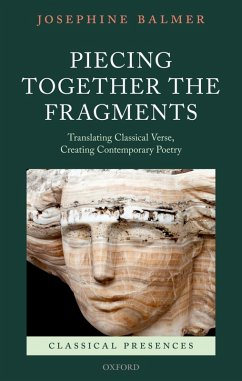 Piecing Together the Fragments (eBook, PDF) - Balmer, Josephine