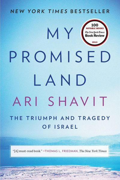 My Promised Land - Shavit, Ari