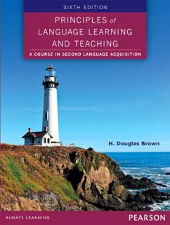 Principles of Language Learning and Teaching - Brown, H. Douglas