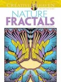 Nature Fractals Coloring Book
