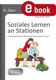 Soziales Lernen an Stationen 3-4 (eBook, PDF)