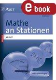 Mathe an Stationen Spezial Winkel (eBook, PDF)