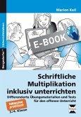 Schriftliche Multiplikation inklusiv unterrichten (eBook, PDF)