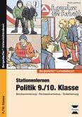 Stationenlernen Politik 9./10. Klasse