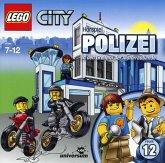 Polizei. In den Greifern der Motorradbande / LEGO City Bd.12 (1 Audio-CD)