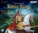 König Artus und die Ritter der Tafelrunde (MP3-Download)
