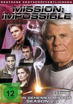 Mission: Impossible - In geheimer Mission - Season 2.2 DVD-Box