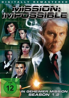 Mission: Impossible - In geheimer Mission - Season 1.2 (3 Discs)