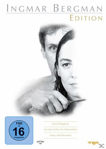 Ingmar Bergman Collection 3 Discs