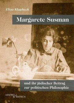 Margarete Susman - Klapheck, Elisa