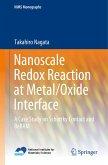 Nanoscale Redox Reaction at Metal/Oxide Interface
