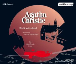 Die Schattenhand (MP3-Download) - Christie, Agatha