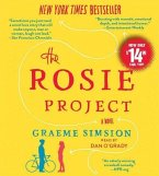 The Rosie Project, 6 Audio-CDs\Der Rosie-Effekt, 6 Audio-CDs, englische Version