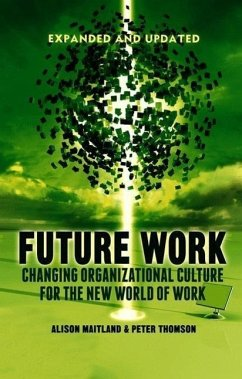 Future Work (Expanded and Updated) - Maitland, Alison; Thomson, Peter