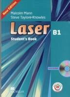 Laser 3rd Edition B1 Student's Book & CD-ROM with MPO - Taylore-Knowles, Steve