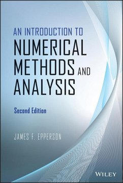An Introduction to Numerical Methods and Analysis (eBook, ePUB) - Epperson, James F.