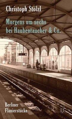 Morgens um sechs bei Haubentaucher & Co. - Stölzl, Christoph