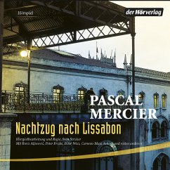 Nachtzug nach Lissabon (MP3-Download) - Mercier, Pascal