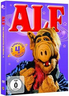 ALF - Die komplette 4. Staffel - Alf,Max Wright,Anne Schedeen