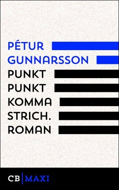 punkt punkt komma strich (eBook, ePUB) - Gunnarsson, Pétur