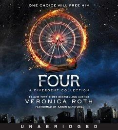 Four: A Divergent Collection, 5 Audio-CDs