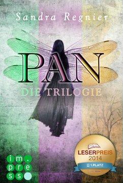 Die Pan-Trilogie Bd.1-3 (eBook, ePUB) - Regnier, Sandra