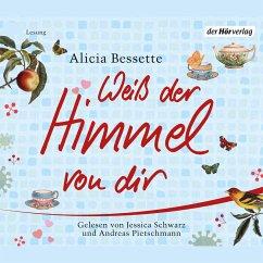 Weiß der Himmel von Dir (MP3-Download) - Bessette, Alicia