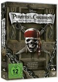 Pirates of the Caribbean - Die Piraten-Quadrologie (4 Discs)