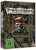 Pirates of the Caribbean - Die Piraten-Quadrologie (4 Discs)