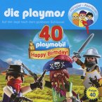 Auf der Suche nach dem goldenen Schlüssel / Die Playmos Bd.41 (1 Audio-CD)