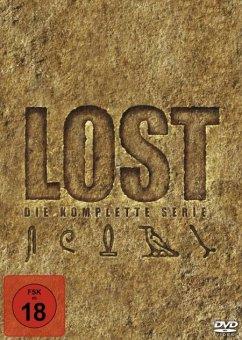Lost - Die komplette Serie DVD-Box