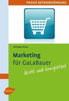 Marketing für GaLaBauer - Hintze, Christoph