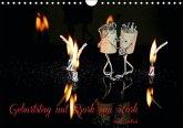 Bjork van Kork / Geburtstagskalender (Wandkalender immerwährend DIN A4 quer)