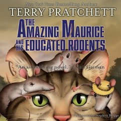 The Amazing Maurice and His Educated Rodents - Pratchett, Terry
