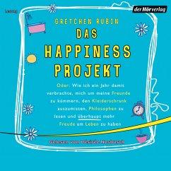 Das Happiness Projekt (MP3-Download) - Rubin, Gretchen