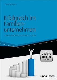 Erfolgreich im Familienunternehmen inkl. Arbeitshilfen online