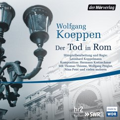 Der Tod in Rom (MP3-Download) - Koeppen, Wolfgang