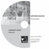 Oberstufe 1, Lehrerkommentar, CD-ROM / Lesebuch Latein