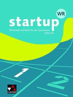 startup.WR (WSG-W) 1 - Bauer, Gotthard; Bürle, Sebastian; Friedrich, Manuel; Nold, Benjamin; Pfeil, Gerhard; Wombacher, Ulrike