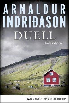 Duell / Marian Briem Bd.1 (eBook, ePUB) - Indriðason, Arnaldur